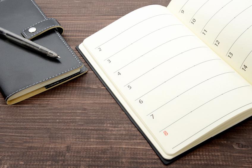 Plánovací kalendář