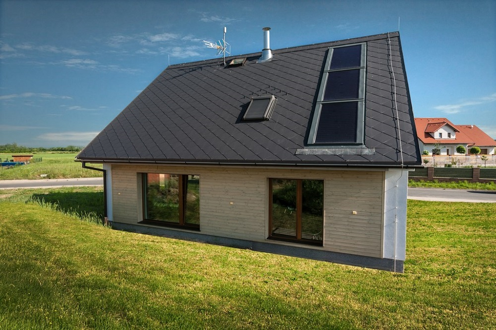 Pasivní rodinný dům v Brandýse nad Labem
