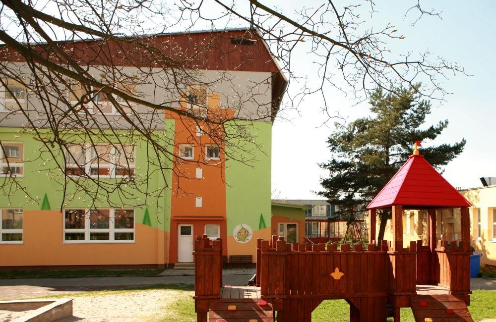 Zateplení mateřské školy v Plzni z Operačního programu Životní prostředí, zdroj: archiv SFŽP ČR