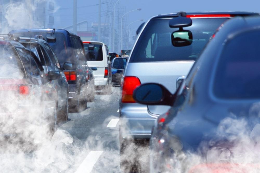 Znečištění ovzduší z dopravy