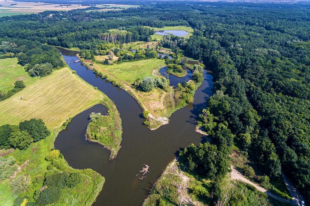 Nový prostor pro řeku Dyji_Adapterra_zdroj Povodí Moravy