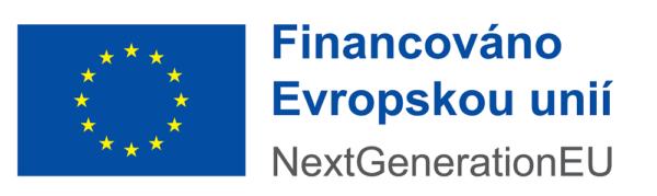 Logo CS Financováno Evropskou unií